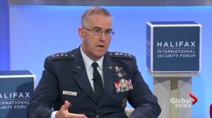 U.S. nuclear commander says he would resist if 'illegal' order from Donald Trump