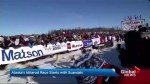 Iditarod dog sled race kicks off with controversy