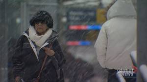 How bad was Calgary's weather in March?