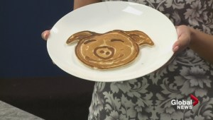 Pancake Art: Making breakfast fun