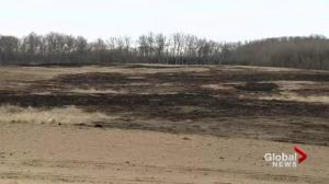 Dundurn military base fire leaves area residents feeling frustrated