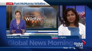 Former Slave Lake mayor shares insights, experience on 2011 wildfire