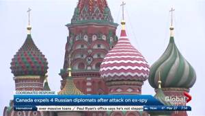 Canada expels four Russian diplomats – what does that mean for Canada-Russia relations?
