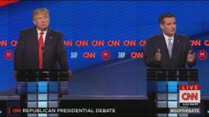 Republican debate paves way for primaries next week