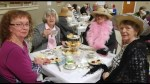 A preview of the 2nd Annual Mother's Day Tea