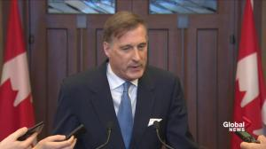 Federal Budget 2019: Bernier calls for privatization of Canada Post, end to 'dairy cartel'