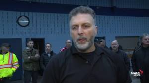 Unifor director Chiodo says GM plant closure a 'total slap in the face' for workers