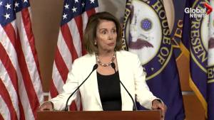 Nancy Pelosi says she expects Donald Trump to honour deal they struck on DACA