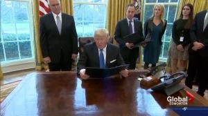 Trump approves Keystone XL but uncertainty over project lingers