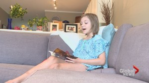 Young Calgary author proves her heart is as big as her imagination