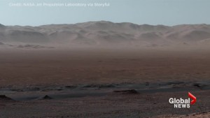 Curiosity Rover Captures Imagery of Mars' Gale Crater