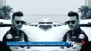 Toronto police union responds to drug allegations against pair of cops