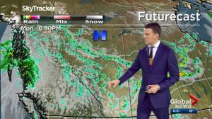 Edmonton Weather Forecast: June 10