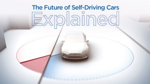 The future of self-driving cars, explained