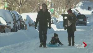 U.S. East Coast digs out after massive blizzard