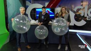 Cool Science: Explaining centripetal force using balloons