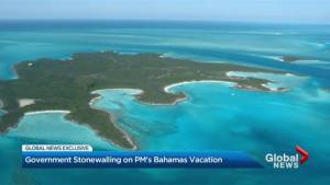 Government stonewalling on PM's Bahamas vacation (03:12)