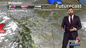 Edmonton Weather Forecast: Nov. 14