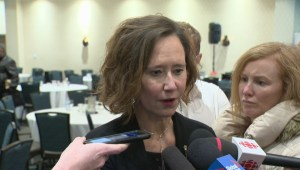 Education minister says she regrets confusion; supports treaty education