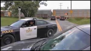 Police identify victim of car-train crash