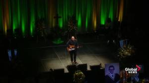 Smitty Kingston performs 'Humboldt Strong'