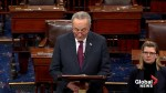 Schumer slams Trump's shutdown proposal as 'one-sided'