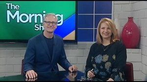 The Morning Show on CHEX preview for May 9