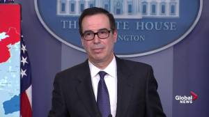 Mnuchin: Nicolás Maduro is no longer the proper leader of Venezuela