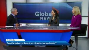 Can Canada really be a leader in climate change?