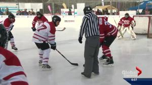 How are the players holding up in day 3 of the World's Longest Hockey Game?