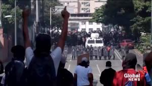 Venezuela facing power crisis as international community looks on