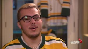 Humboldt Broncos Kaleb Dahlgren's recovery will be a long process