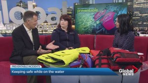 Staying safe on the water this spring and summer