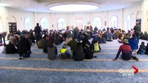 Ummah Mosque Halifax holds open prayer for all faiths