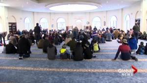 Ummah Mosque Halifax holds open prayer for all faiths