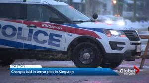 Family of second man arrested in Kingston raids says he is innocent