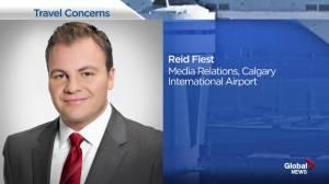 Calgary airport Boeing 737 MAX 8 and 9 update (03:52)