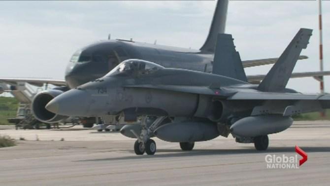 Harjit Sajjan backs away from election promise on F-35 jets