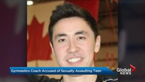GTA gymnastics coach charged with sexual offences