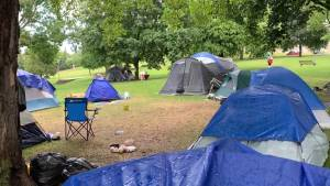 Peterborough police offer lobby for homeless during inclement weather; County calls for action