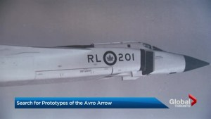 Exploratory group launches effort to search for Avro Arrow test models in Lake Ontario