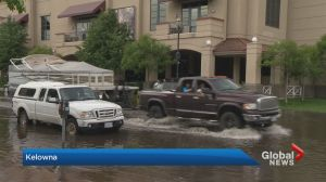Kelowna's Water Street living up to its name
