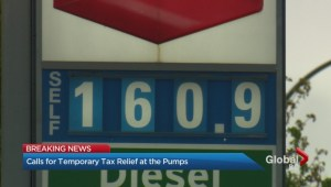 Liberals demand action from NDP government on gas prices
