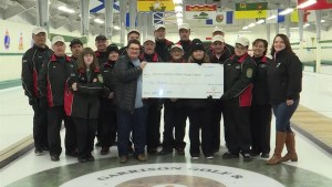Special Olympics Curling in Kingston
