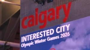 Calgary mayor becoming more comfortable with potential bid for 2026 Olympics