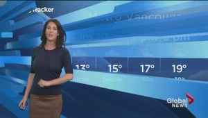 BC Evening Weather Forecast: May 16