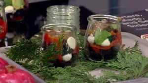Cooking 101 – Salad in a Jar