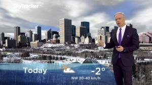 Edmonton early morning weather forecast: Tuesday, December 4, 2018