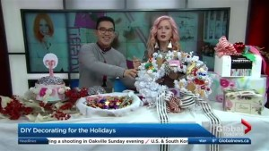 DIY Decorating for the Holidays
