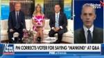 Fox & Friends segment on Justin Trudeau's 'peoplekind' remark